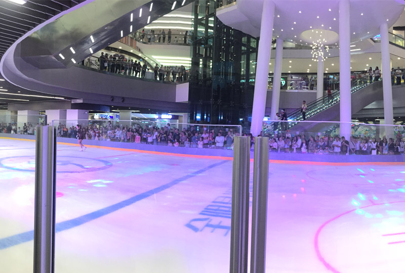 Wuhan Ice Rink
